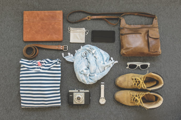 bagagem de mão