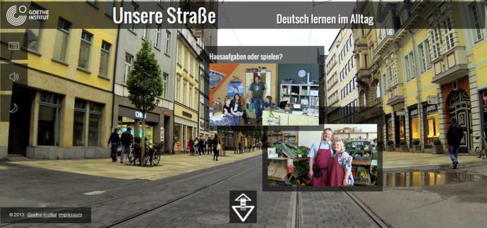 recursos para  aprender alemão online