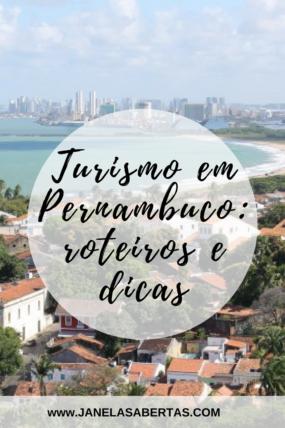 dicas de turismo em pernambuco