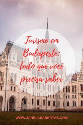 dicas de turismo em budapeste