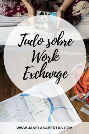 dicas sobre work exchange
