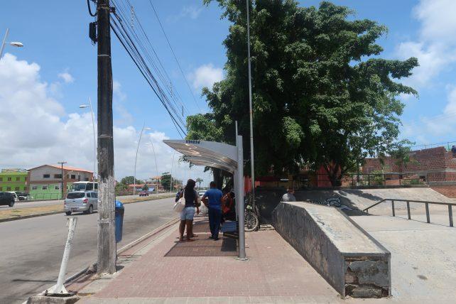 local de saída do ônibus de porto de galinhas para recife