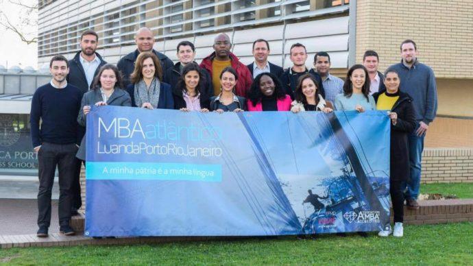 turma do MBA Atlântico 2017