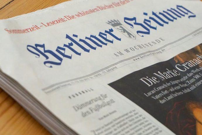 jornal alemão