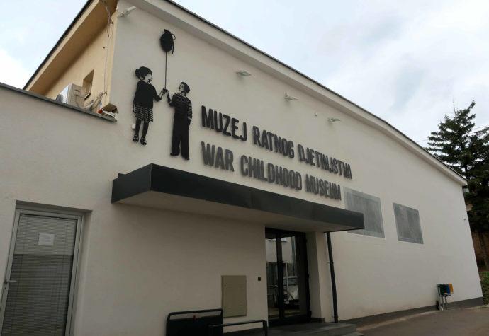 museu da infância em guerra