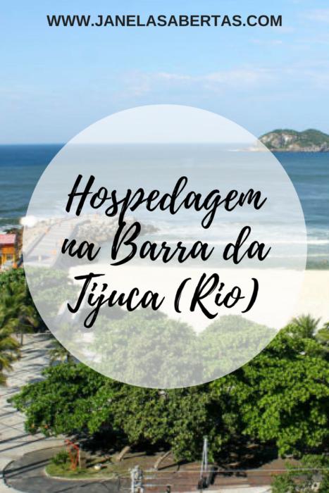 Hospedagem na Barra da Tijuca