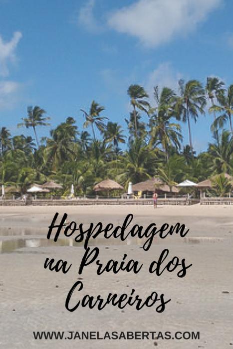 Hospedagem na Praia dos Carneiros