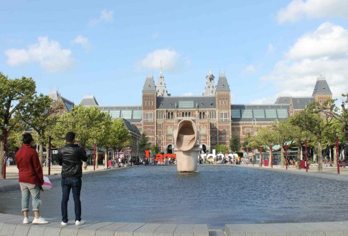 praça dos museus