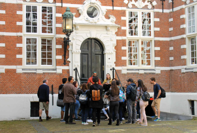 free walking tour amsterdam