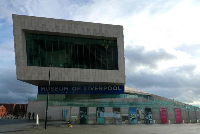 museu em liverpool