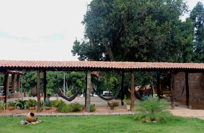 redes na fazenda santo antônio