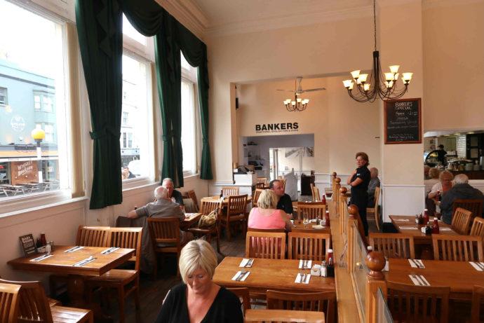 restaurante bankers