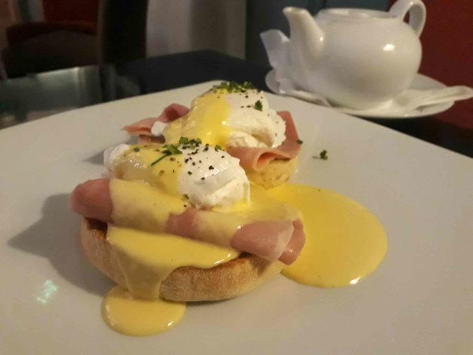 café da manhã do hotel em brighton