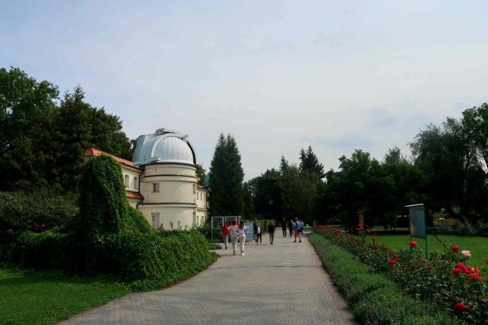 observatório de petrin