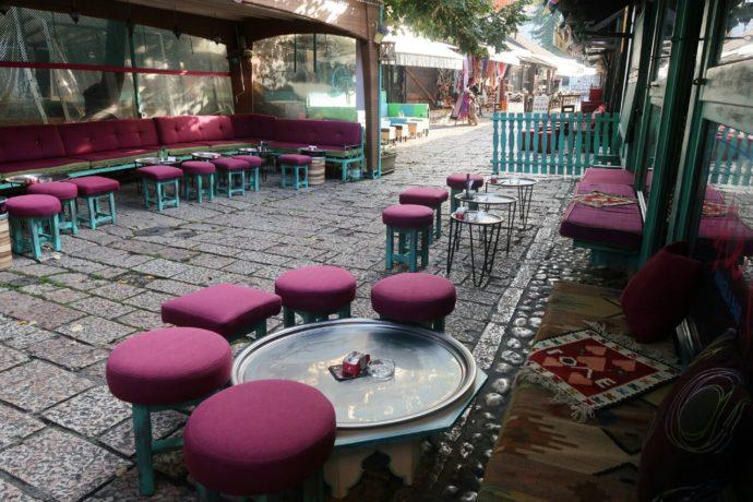 cafeteria em Sarajevo