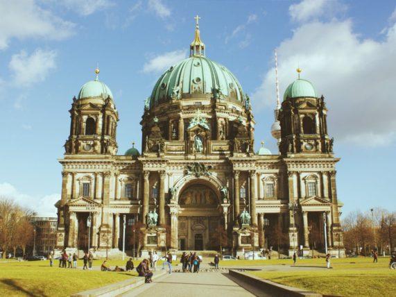 berliner dom na alemanha