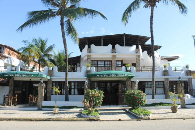 hotel brunello em paraty