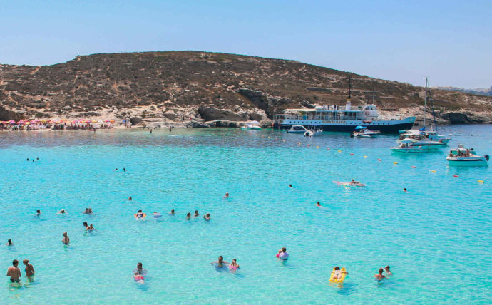 praia em malta