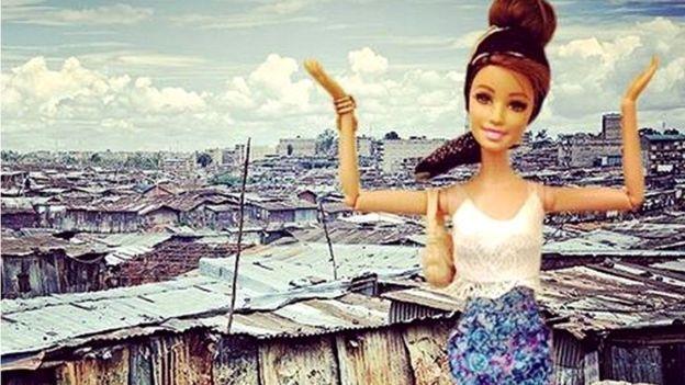 barbie white savior