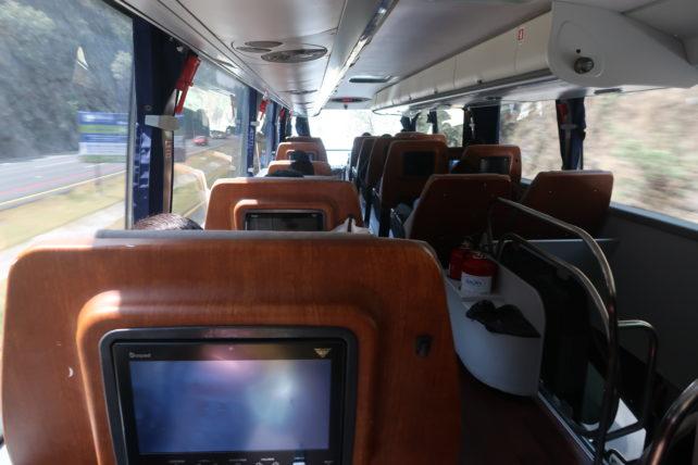 ônibus da cidade do méxico para morelia