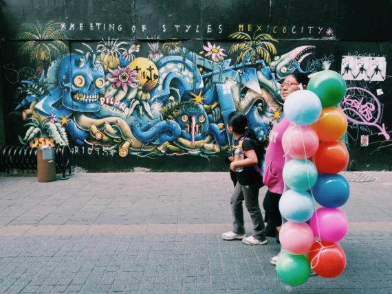 fotografia na cidade do méxico