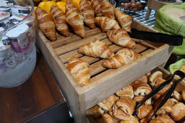 café da manhã no ibis styles glasgow