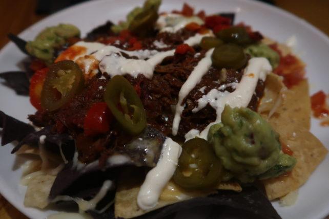 nachos no solita