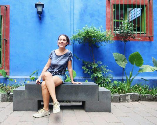 museu de frida na cidade do méxico