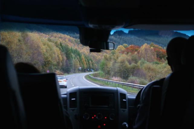 tour pelas highlands