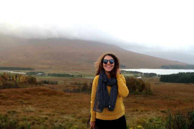 glencoe nas highlands escocesas