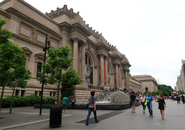 metropolitan museum em nova york