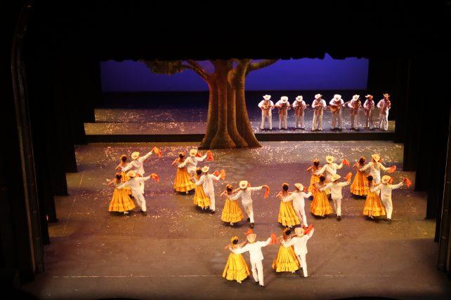 teatro folclórico do méxico
