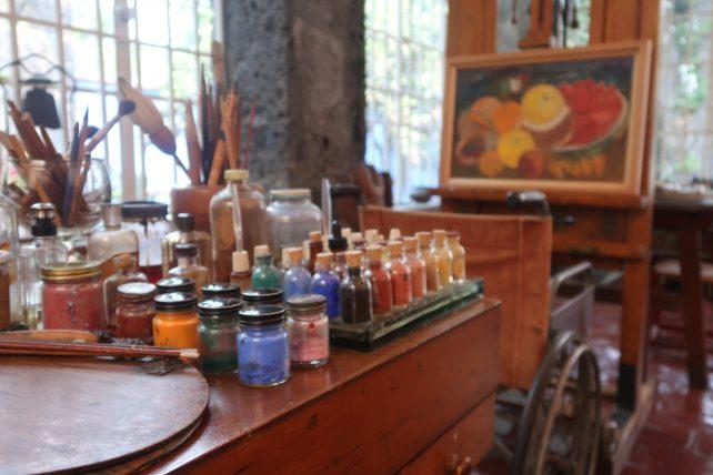 casa museu de frida kahlo
