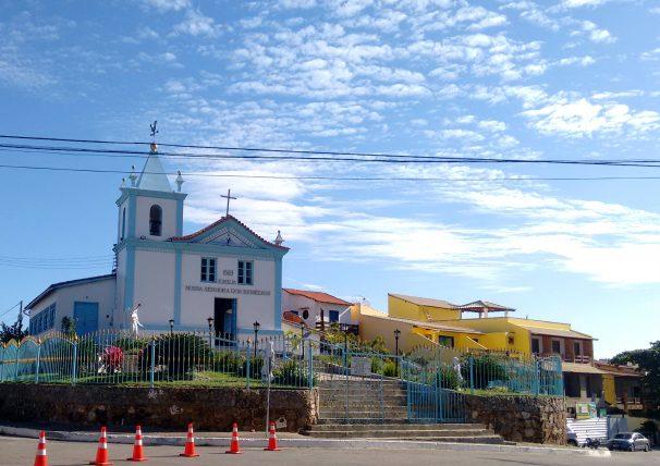 igreja em arraial do cabo