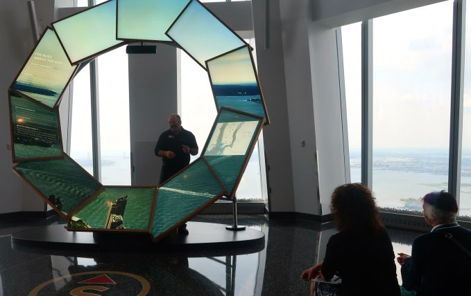 sky portal no one world observatory