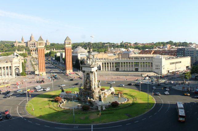 plaza espanha