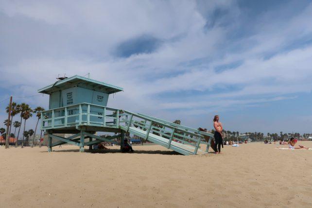 o que fazer em santa monica e venice beach