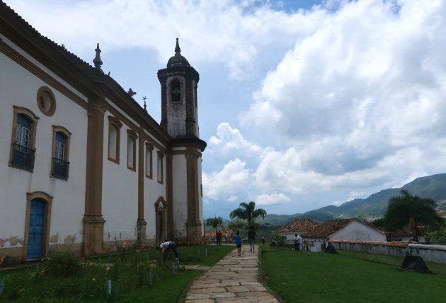 igreja em ouro preto