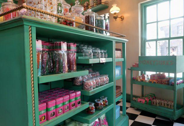 loja inspirada em harry potter