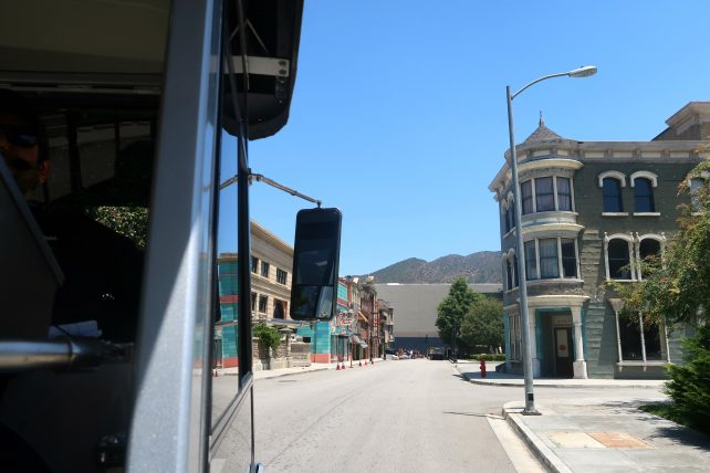 studio tour no universal studios hollywood