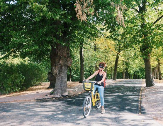 bicicletas públicas em helsinque