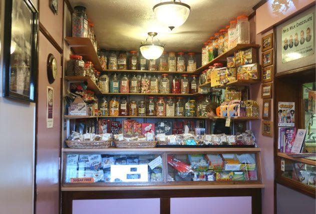 loja de doces glickmans