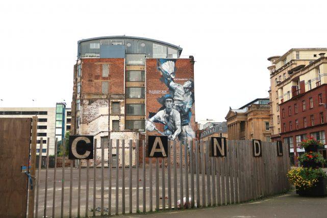 arte de rua em merchant city