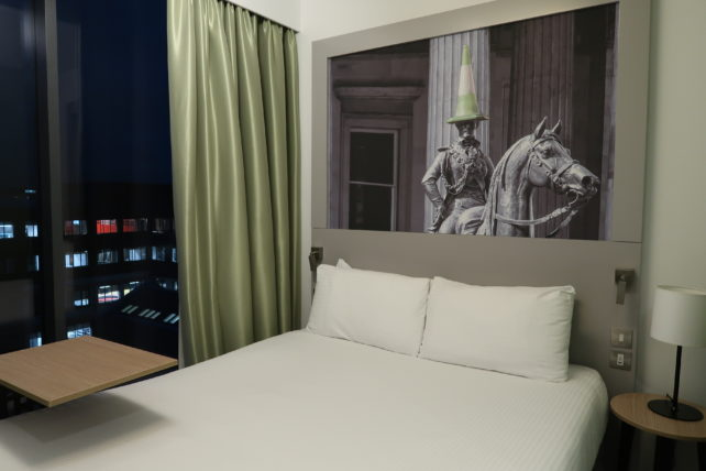 quarto no ibis styles glasgow