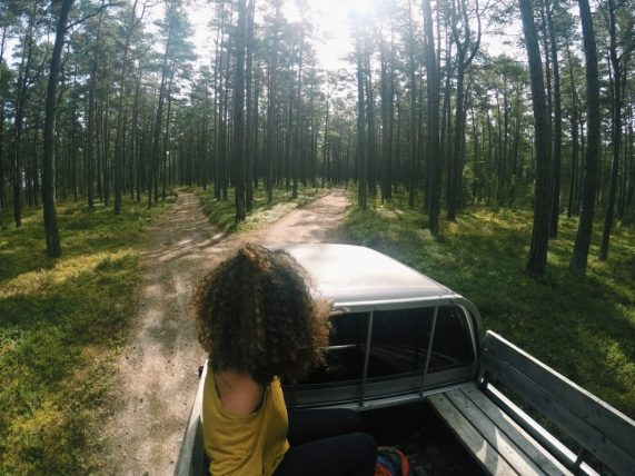passeio de camionete pela ilha de prangli