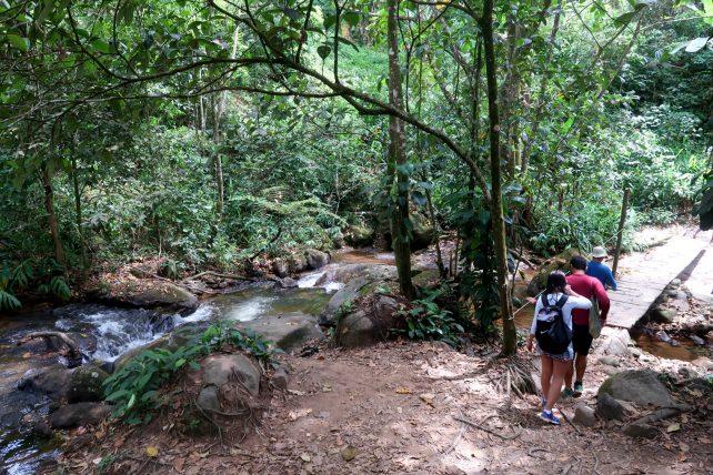 trilha em bonito, pernambuco