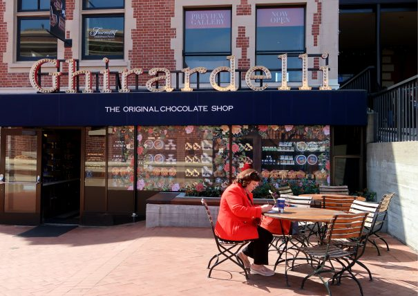 chocolateria ghirardelli