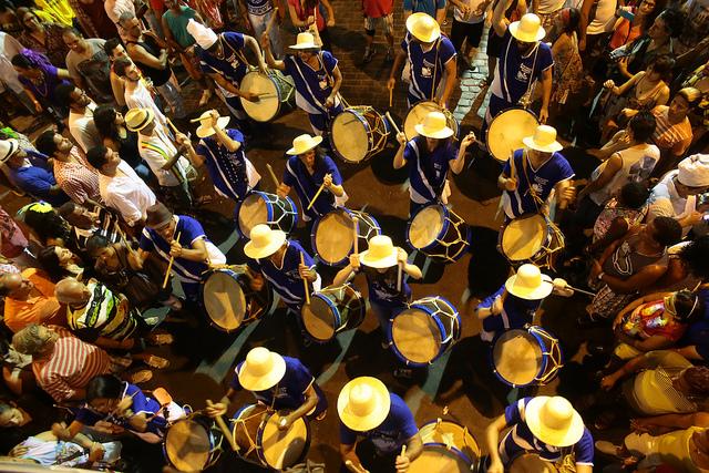 noite dos tambores silenciosos. foto da prefeitura do recife