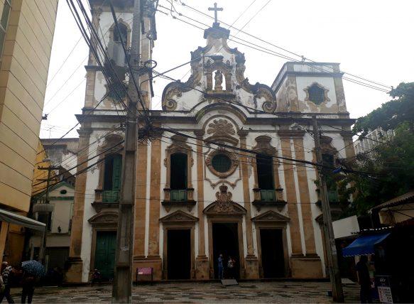 Igreja Nossa Senhora do Rosário dos Homens Pretos do Recife