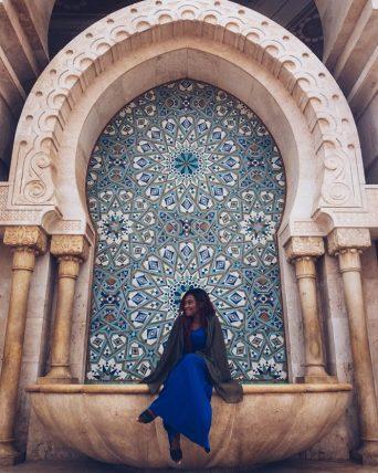no marrocos